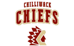 chilliwack chiefs white logo